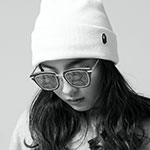A Bathing Ape Eyewear Toronto Model Front