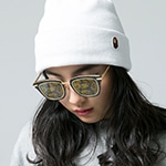 A Bathing Ape Eyewear Toronto Model Back
