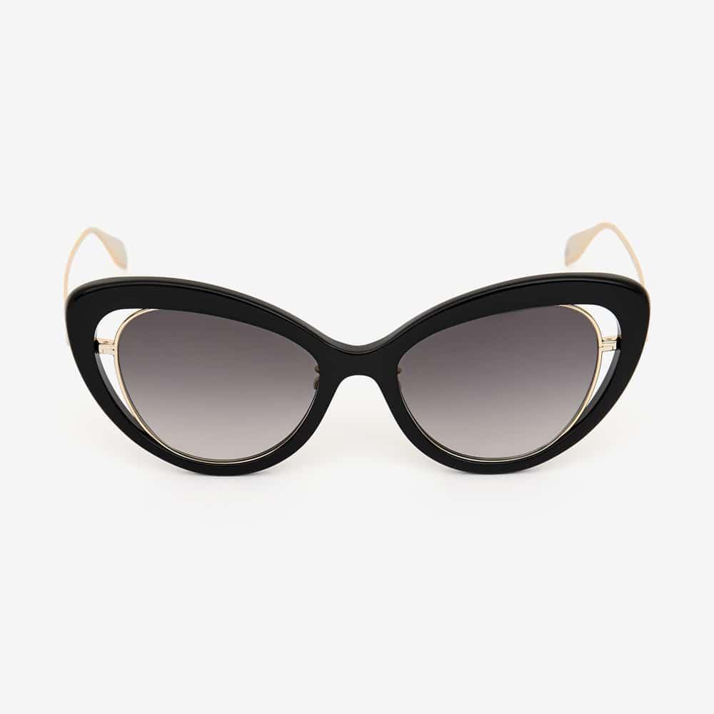 Alexander Mcqueen Sunglasses Toronto Open Wire Cat Eye F