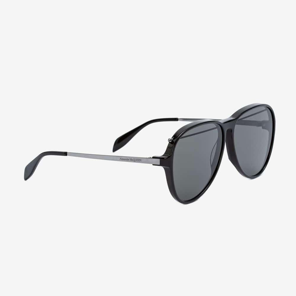 Alexander Mcqueen Sunglasses Toronto Piercing Pilot Acetate P