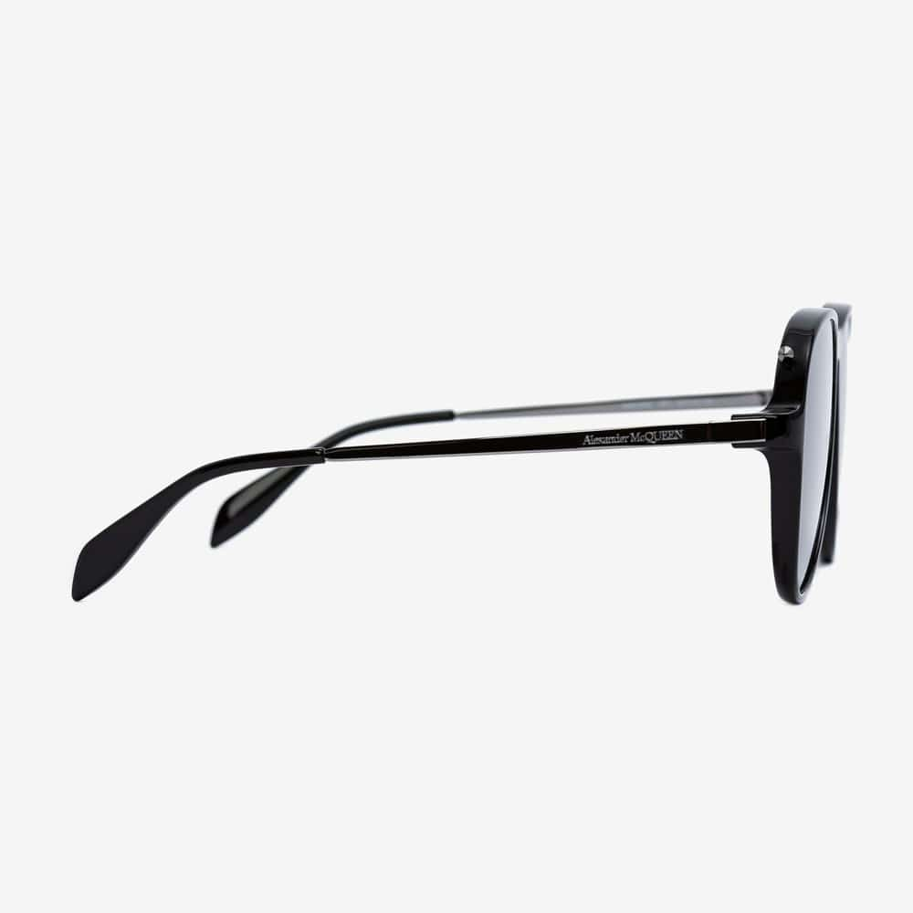 Alexander Mcqueen Sunglasses Toronto Piercing Pilot Acetate S