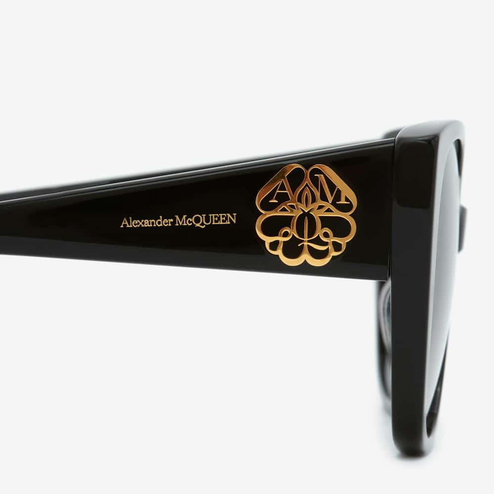 Alexander Mcqueen Sunglasses Toronto Seal Logo S2