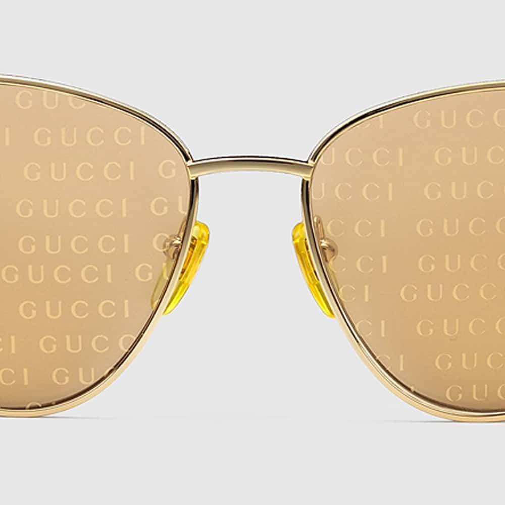 Gucci Glasses Brampton Cat Eye F