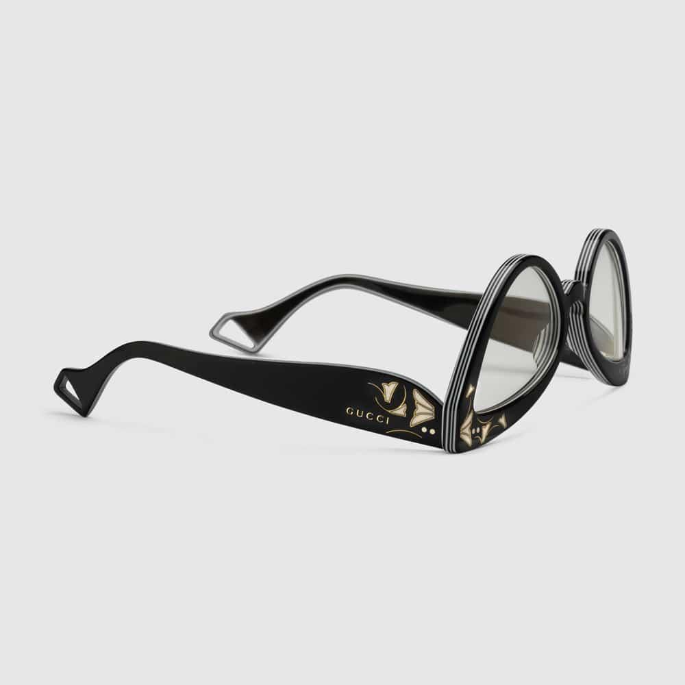 Gucci Glasses Brampton Inverted Cat Eye P2