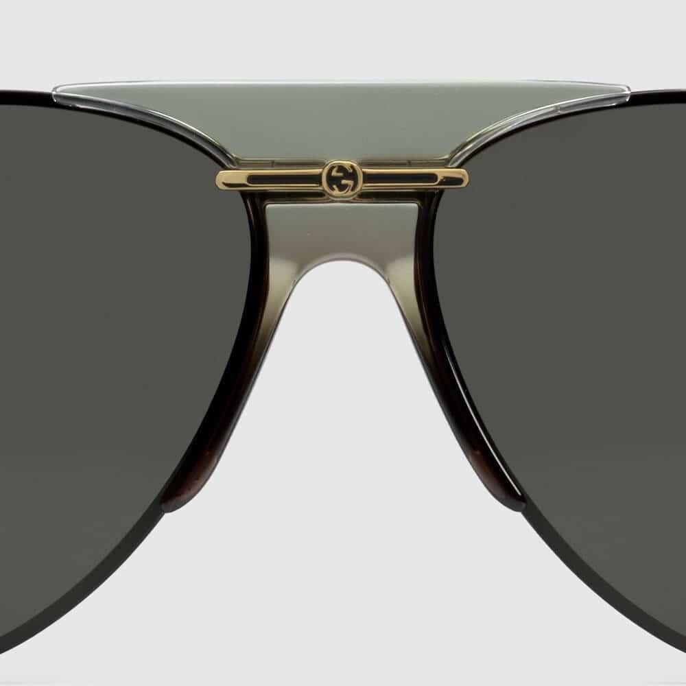 Gucci Glasses Toronto Aviators C