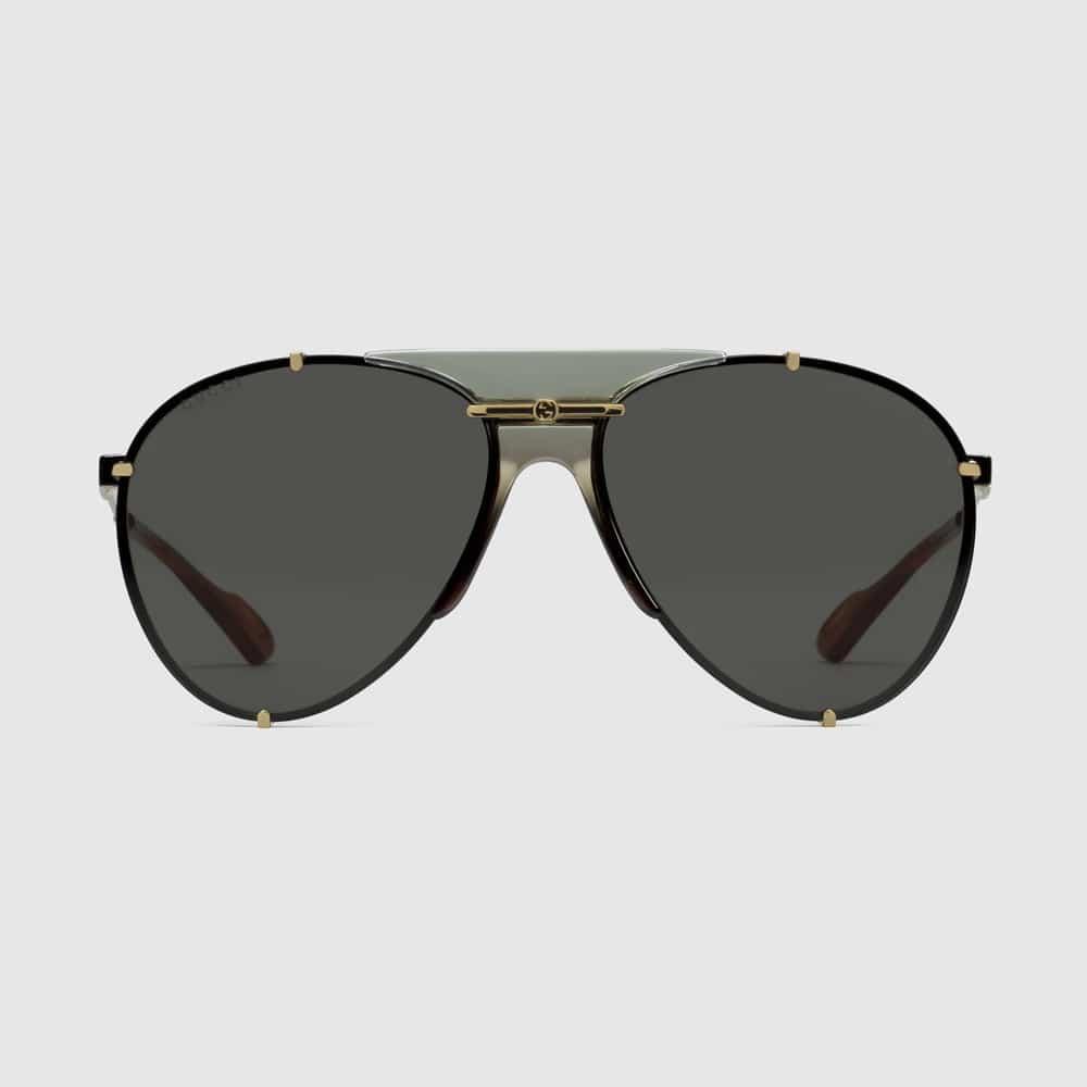 Gucci Glasses Toronto Aviators F