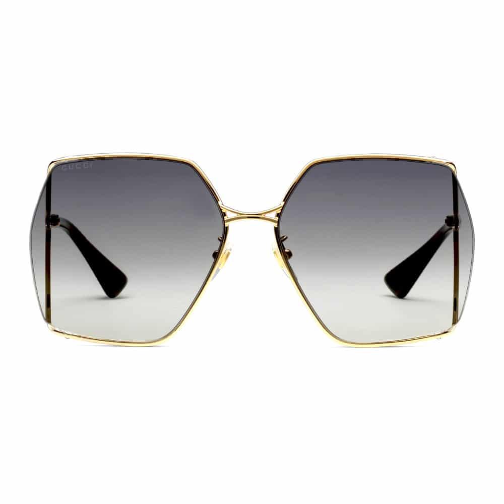 Gucci Sunglasses Brampton Oval Frame F2
