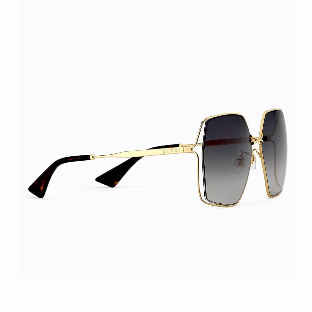 Gucci Sunglasses Brampton Oval Frame S