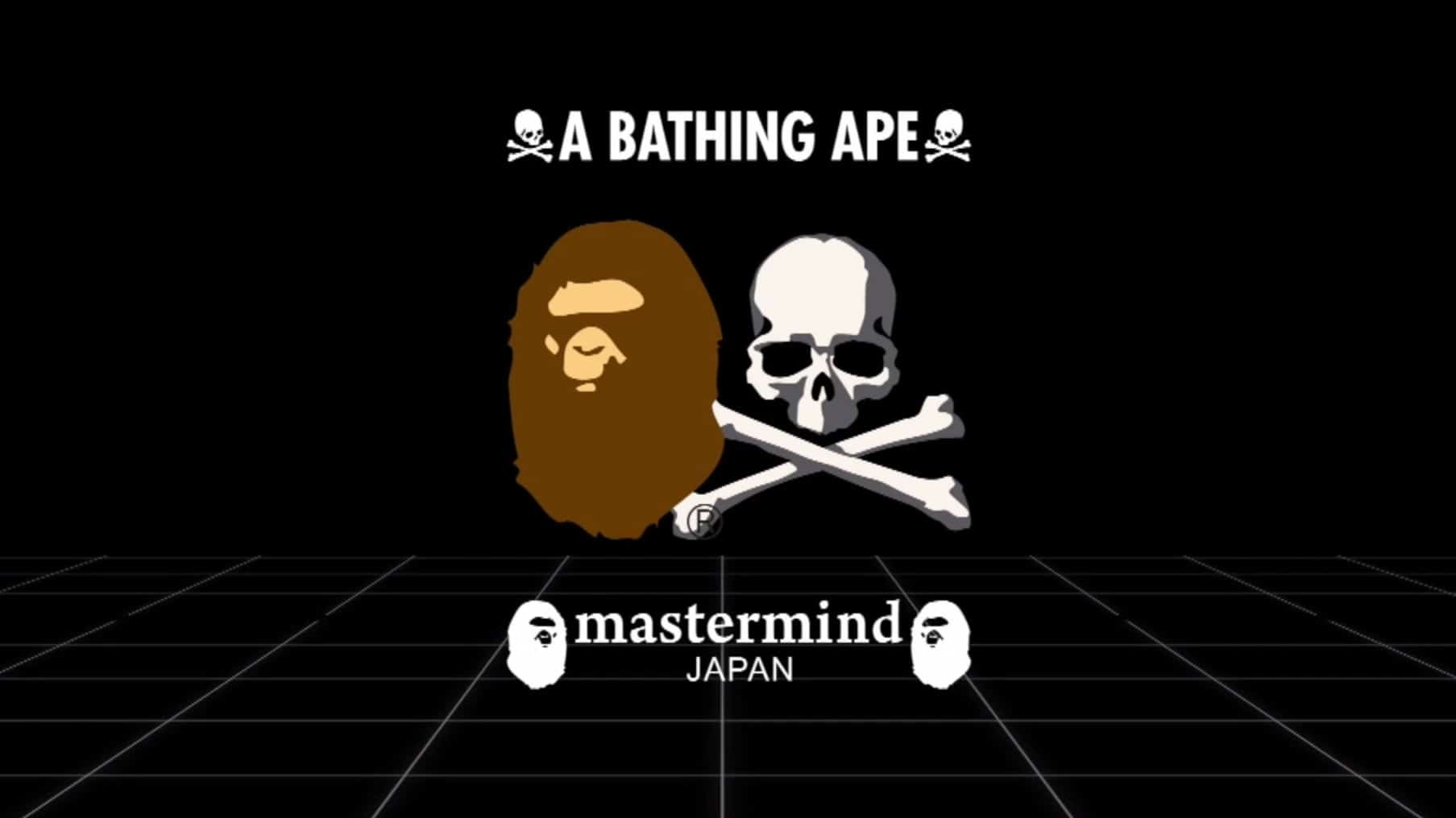 bathing ape 2021 collection