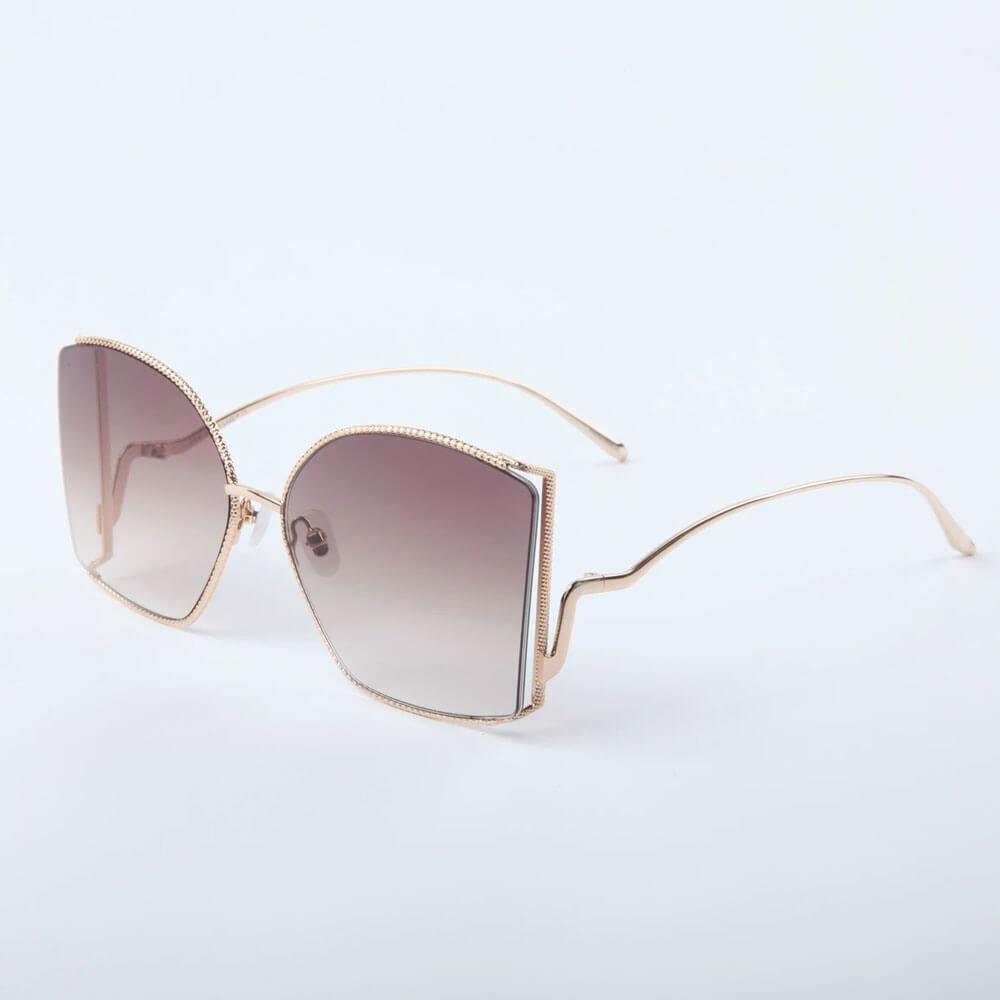 for arts sake sunglasses dixie gold