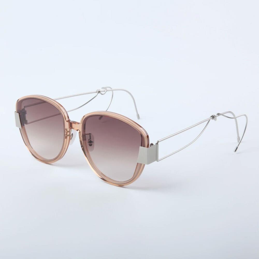 for arts sake sunglasses mars pink