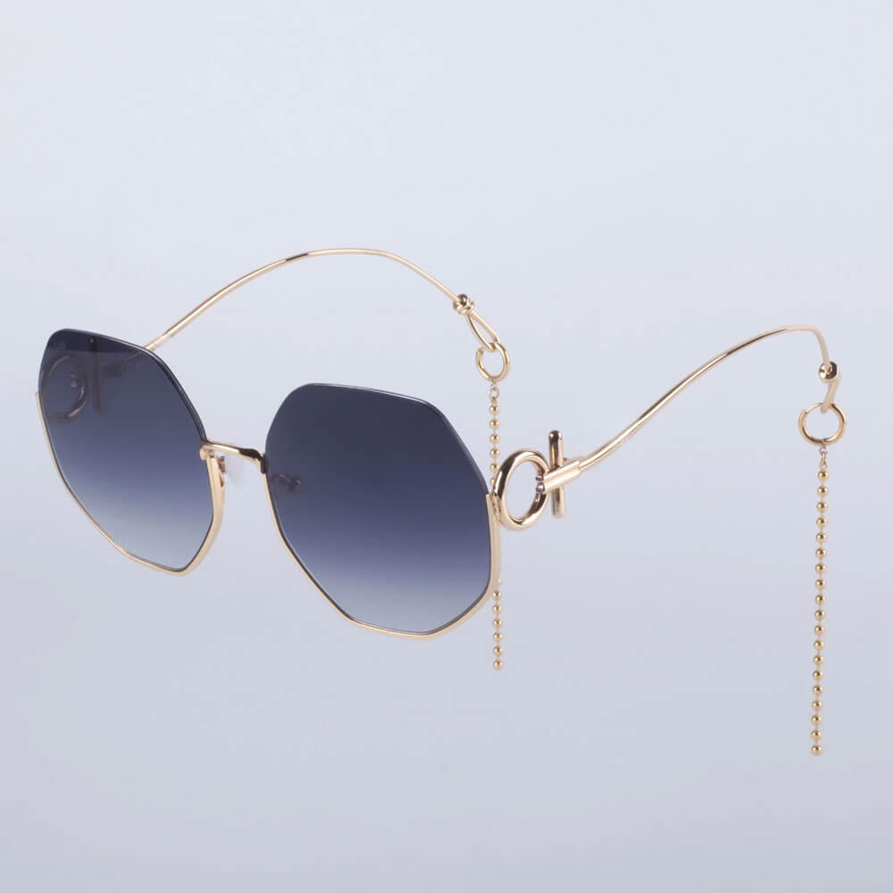 for arts sake sunglasses palace limited edition gold