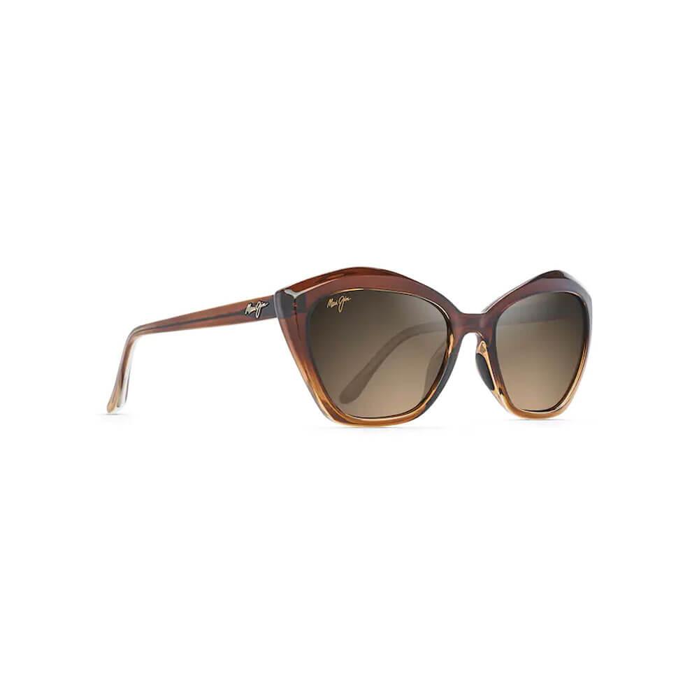 maui jim sunglasses lotus cat eye polarized