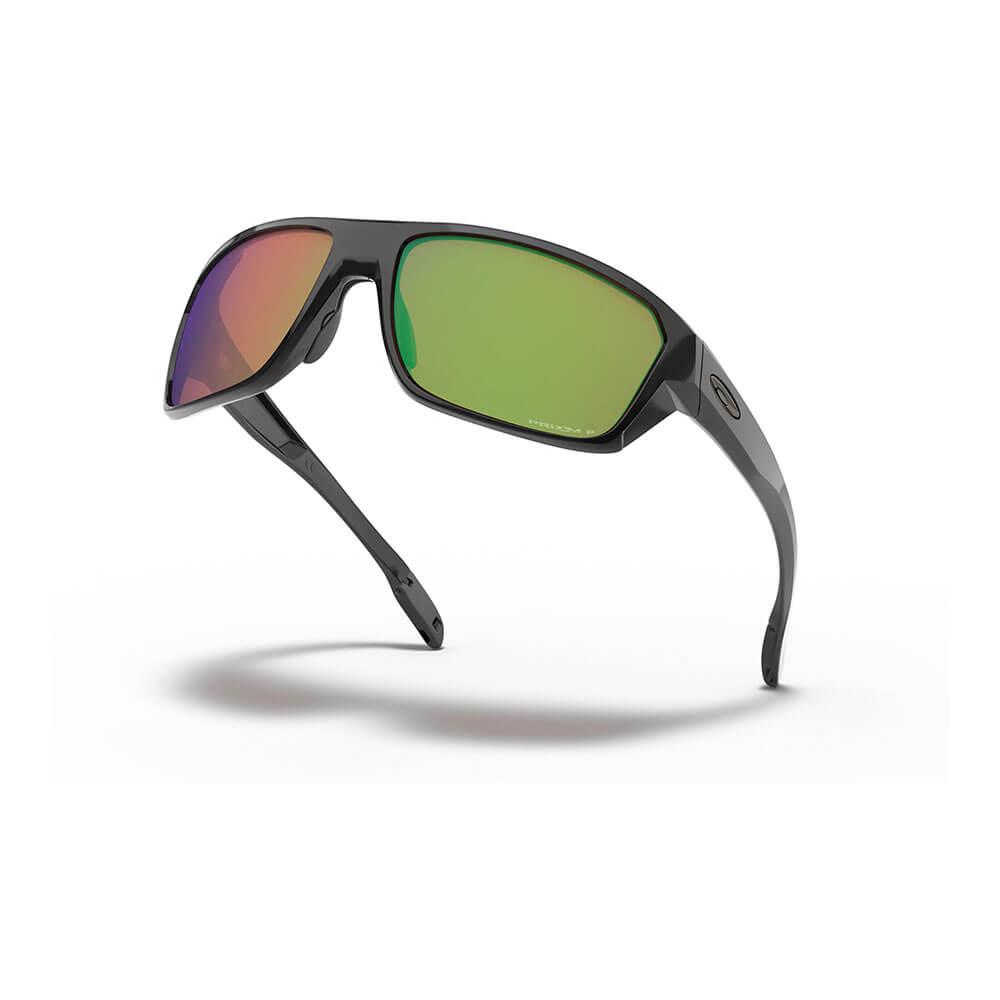 oakley sunglasses split shot prizm green polarized